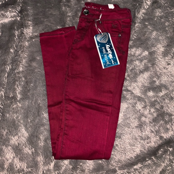 Justice Other - Girls Justice Jeans NWT